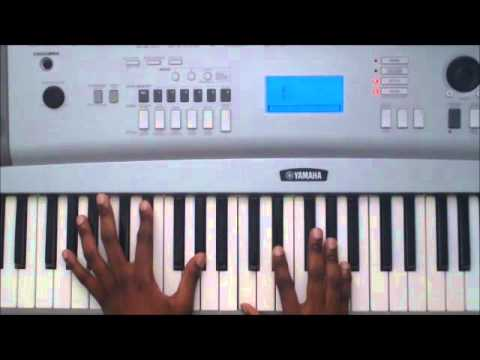 Rb Minor Piano Chord Lessons Chris Brown And Adele Youtube