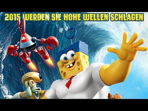 Spongebob Schwammkopf 3d Trailer 2 German Deutsch Youtube