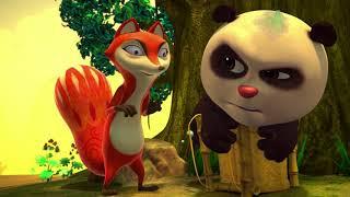 Кротик и Панда - 7 серия (мультик для детей)