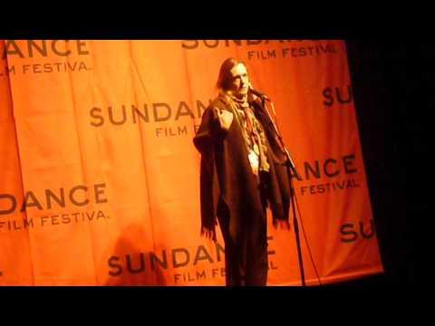 Houndog Director on Dakota ning Rape  At Sundance