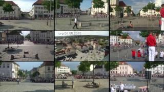 Fanfaronade 2016 (31) Guinnes-Weltrekord-Versuch: größter musikalischer Sternmarsch