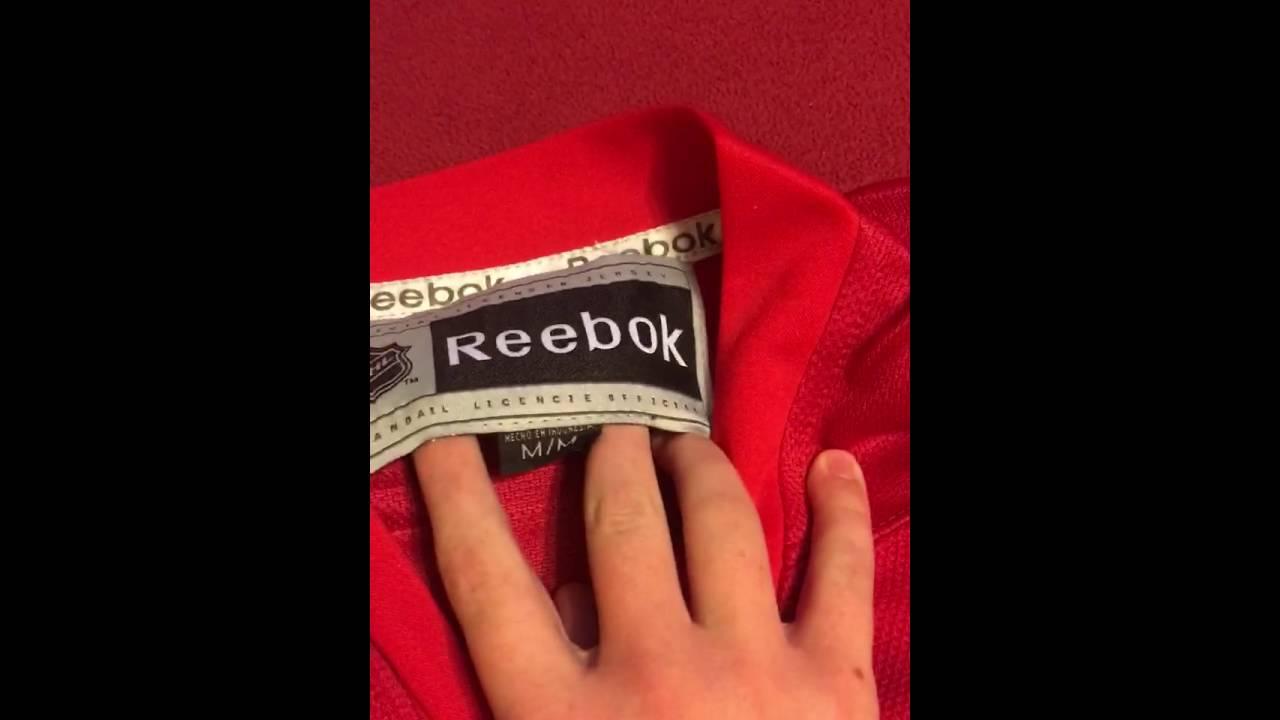 Henrik Zetterberg jersey review ( from DHgate.com) - YouTube eee1104d213