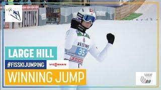 Marius Lindvik   Men's Large Hill   4HT   Garmisch-Partenkirchen   1st place   FIS Ski Jumping