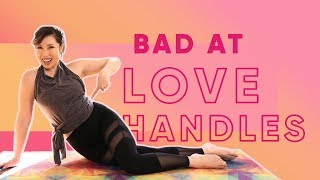 Bad At Love Handles Workout Challenge | Bad At Love by Halsey