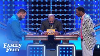 INCREDIBLE CAR WIN! | Family Feud