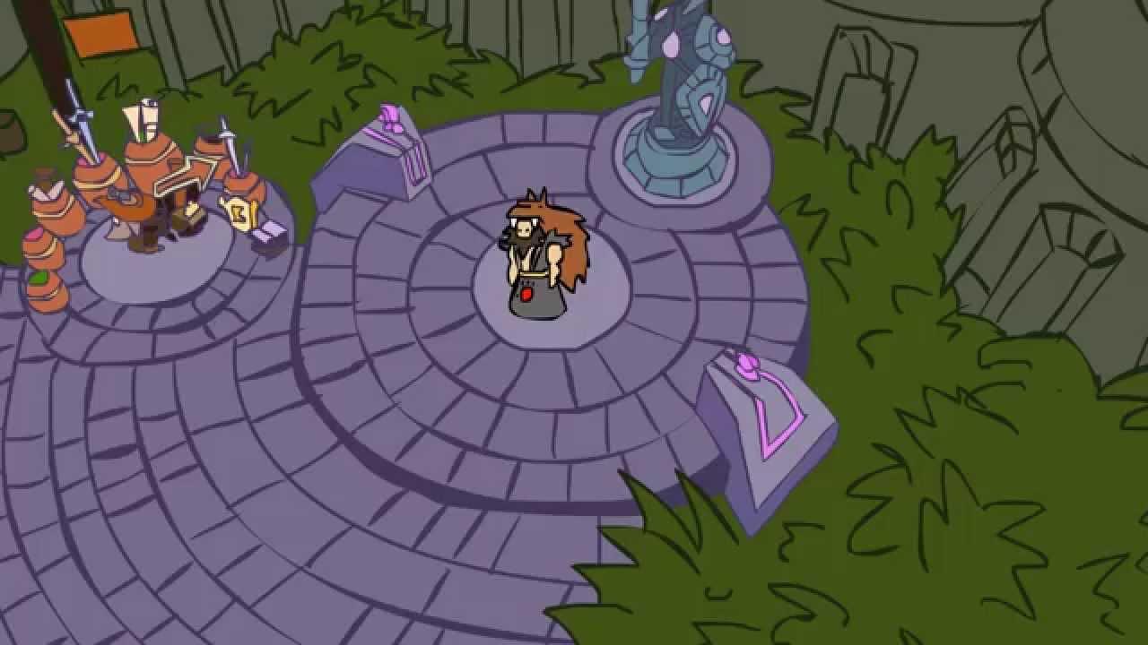 LoL Animated 1 - Ep 01: Jungle Showdown