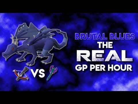 Brutal Blues: The REAL GP Per Hour [RGP Ep. 02]
