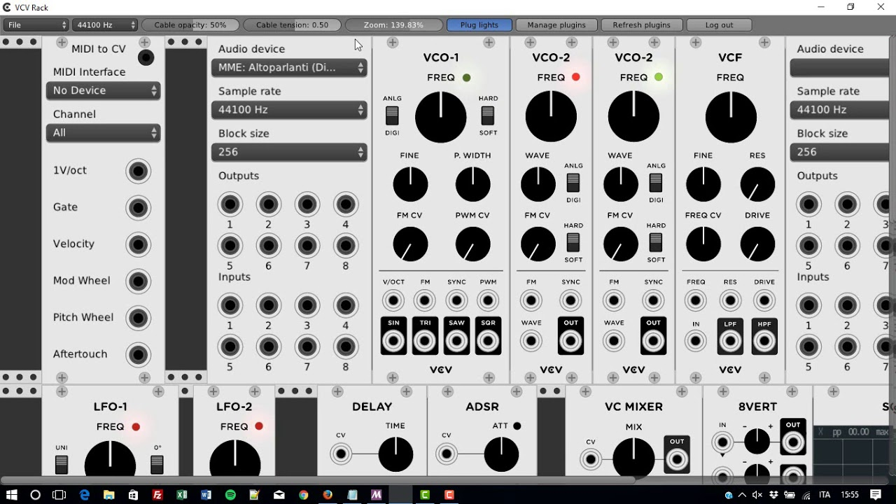 New Feature: Zoom in VCV Rack | Switched On Rack