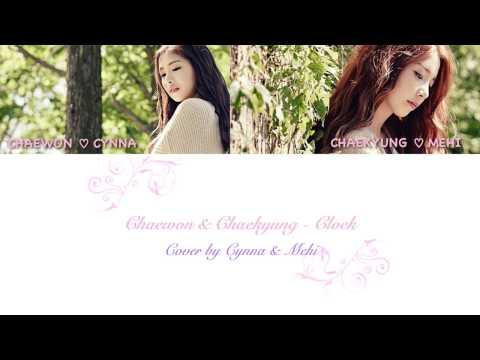 Chaewon (April) & Chaekyung - Clock (시계) ~ Cover by Mehi & Cynna (Galaxshe)
