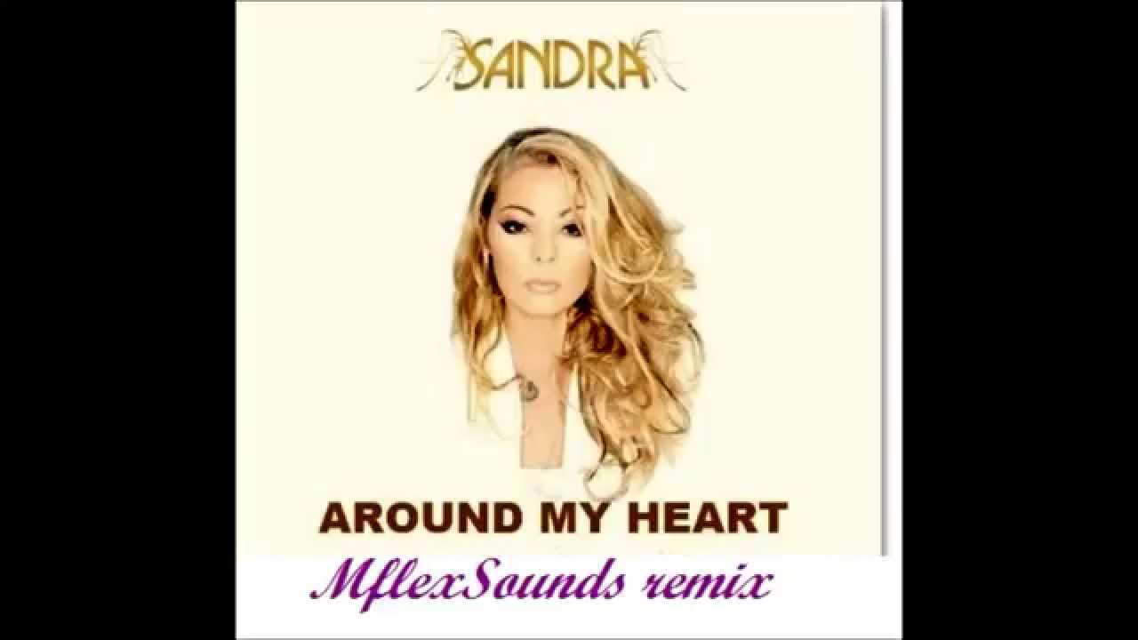 Sandra - Around My Heart Lyrics | MetroLyrics