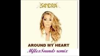 Скачать Sandra Around My Heart MflexSounds Remix