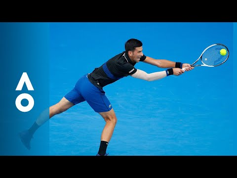 Novak Djokovic v Albert Ramos-Vinolas match highlights (3R) | Australian Open 2018