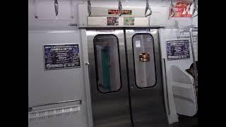 横須賀・総武快速線E217系Y-6編成 ドア開閉!~新日本橋駅にて~