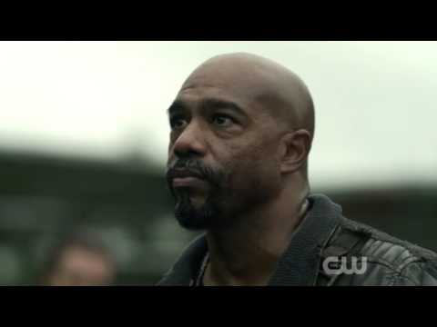 The 100 3x09 Lincoln's Death