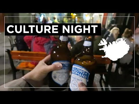 Living in Iceland: Culture Night in Reykjavik (week 28) | Sonia Nicolson