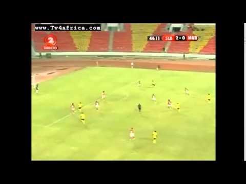 Benfica de Luanda(Angola)vs Le Messager Ngozi(Burundi)-Taça das Confederações da CAF2015-Completo