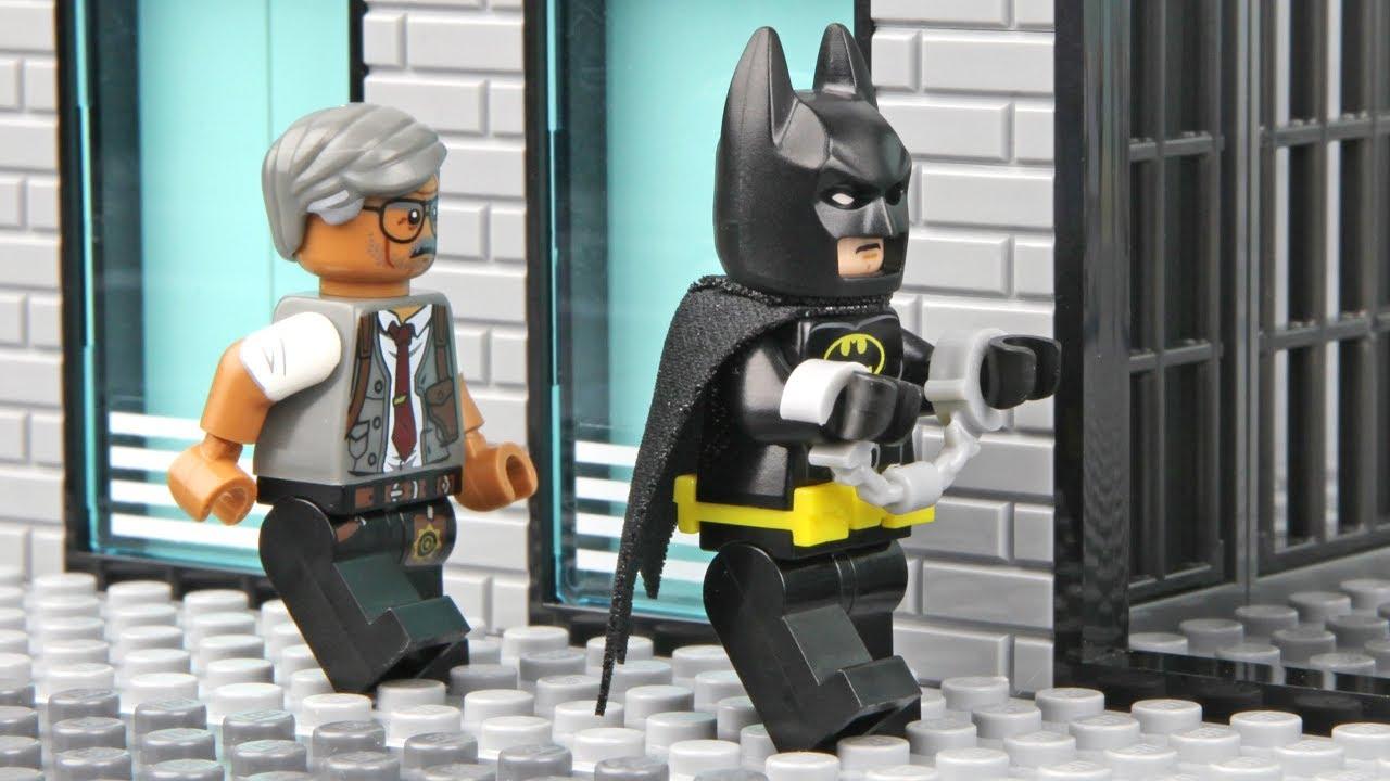 Lego Batman Prison Break