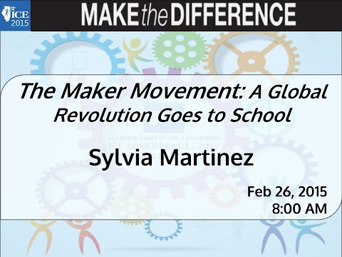 K-Thu 2015-The Maker Movement:A Global Revolution Goes to School