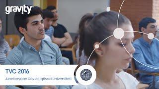 Azərbaycan Dövlət İqtisad Universiteti TVC 2016