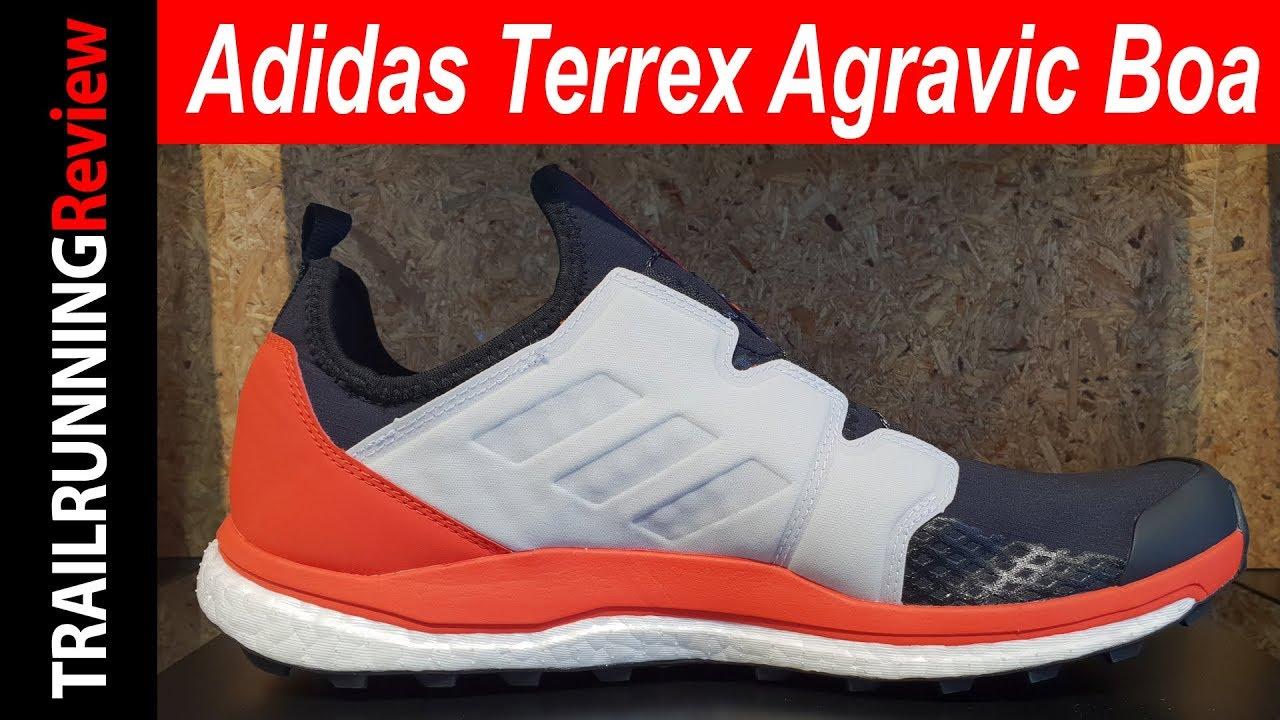 Adidas Terrex Agravic Boa Preview