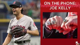 Joe Kelly talks about finding Tony La Russa's World Series ring in his glove