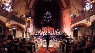 Te Deum (Sven-David Sandström) - Sofia Vokalensemble