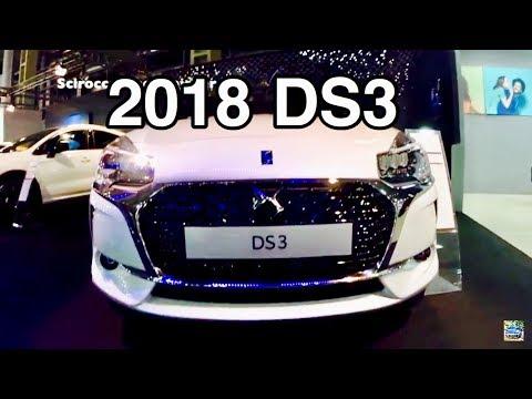 NEW 2018 Citroen DS3 - Exterior & Interior