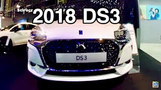 NEW 2018 Citroen DS3 - Exterior & Interior
