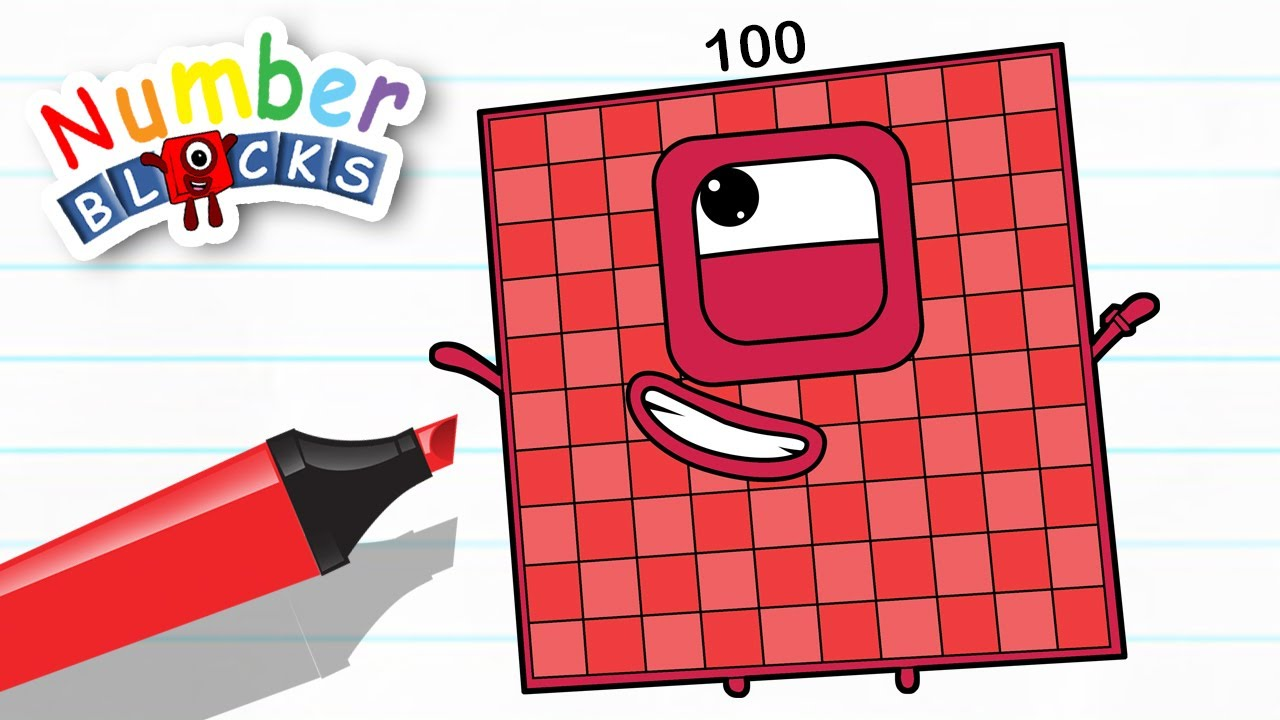 18 Numberblocks   Learn to Count   New Numberblocks   Fun House Toys   Fun  Coloring Pages for Kids