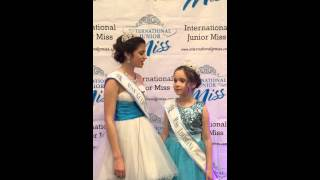 Layna B interviews IJM queens at AL/TN, Southern States Regional