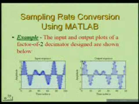 Multirate Digital Signal Processing part 2b