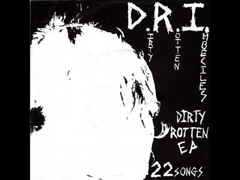 D.  R.  I. - Dirty Rotten 1983 [FULL EP]