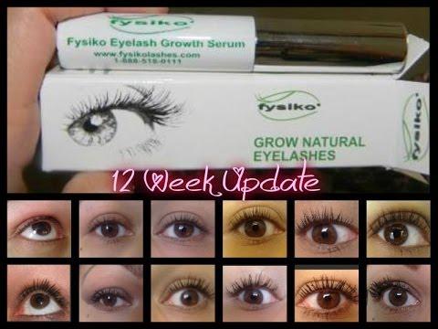 2b469f37439 Fysiko eyelash growth serum How To Grow Natural Eyelashes - YouTube