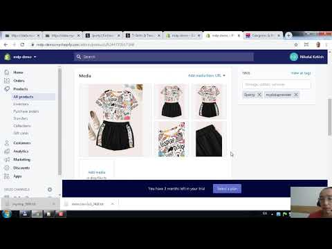 Shein.com Dropshipping (via WebScraping )to Shopify store & products import, sync shein 2021