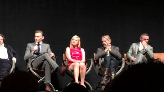High-Rise Q&A: Tom Hiddleston on JG Ballard
