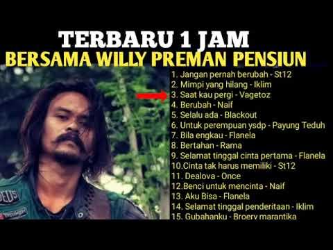 Full Album COVER (WILLY) PREMAN PENSIUN Nyanyi feat Elnino u0026 Katenzo Channel Kumpulan Lagu Indonesia