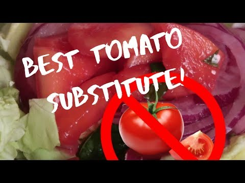 Faux-Matoes: The Perfect AIP Tomato Substitute!