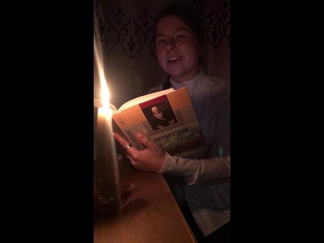Изображение предпросмотра прочтения – АннаВолкова читает произведение «Как хороши, как свежи были розы ...» И.С.Тургенева