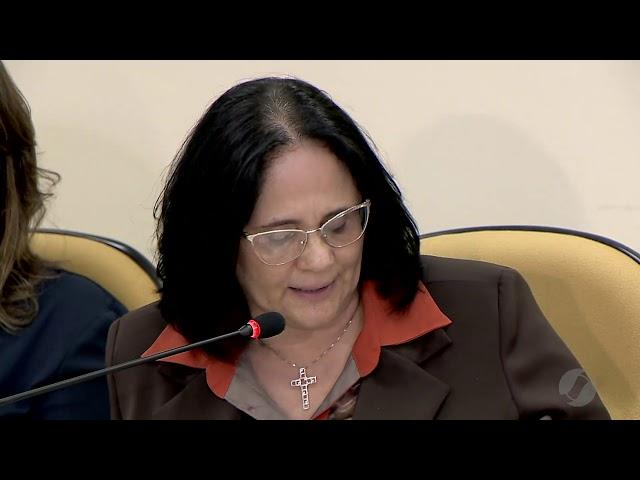 JSD (21/02/19) - Ministra vem a Goiânia para conhecer força tarefa do caso João de Deus