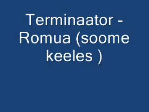Terminaator-romua (soome keeles )