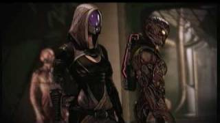 Mass Effect 2:  Betraying Tali (Renegade Loyalty Mission)