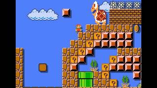 Super Mario Bros. FanGame Development ShowCase 161004