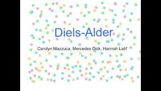 Organic Chemistry 2 - Diels Alder Reactions and Stereochemistry