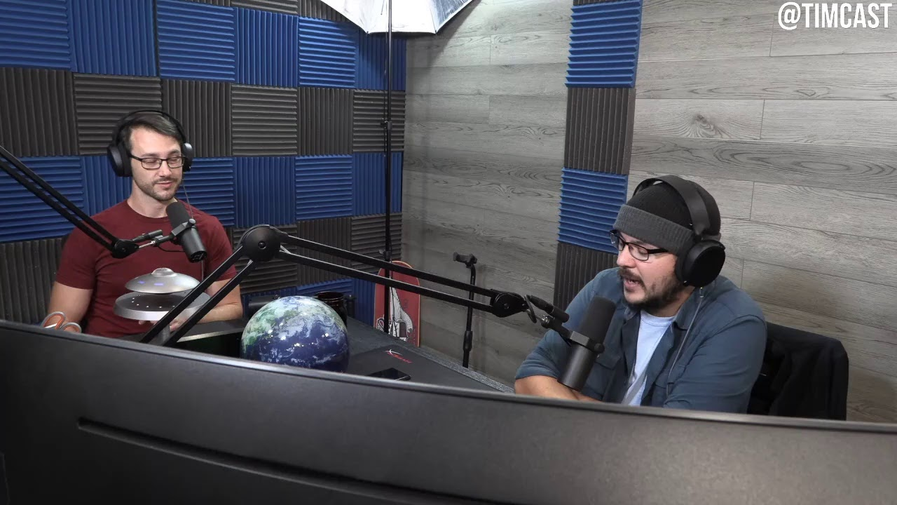Timcast IRL - NY School Sparks OUTRAGE After Comparing Cops To The Klan, Colin Wright Join - Colin Wright Joins - https://twitter.com/SwipeWright Merch - teespring.com/stores/timcast-2  Podcast available on iTunes and Spotify, coming soon to all podcast