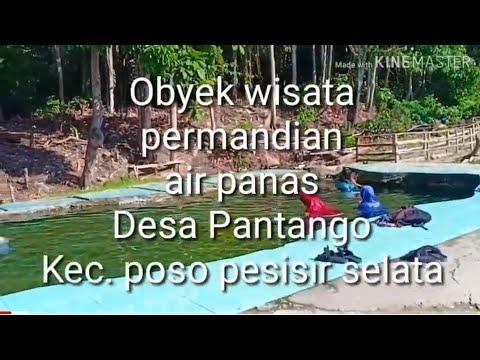 Obyek Wisata Permandian Air Panas Youtube