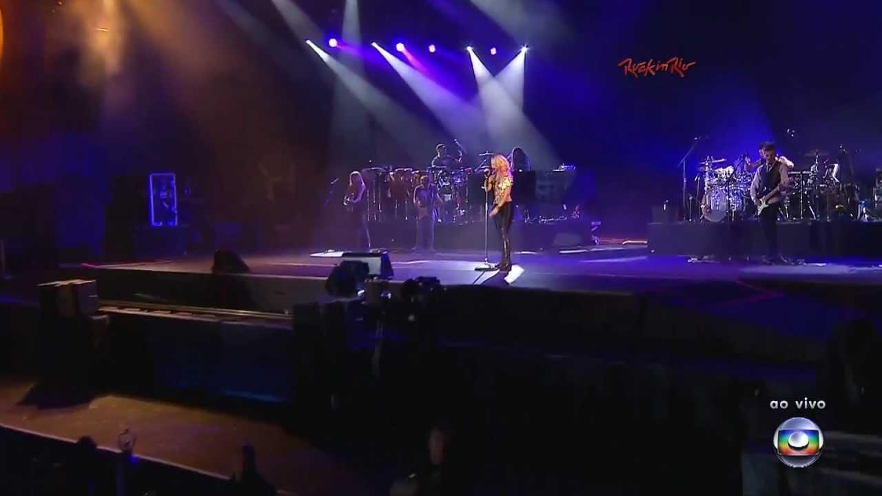 Download Shakira  - Estoy Aqui - Rock in Rio 2011 HD