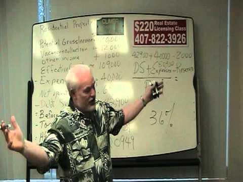 Climer School of Real Estate teaches Broker school math , ratios , FREC II