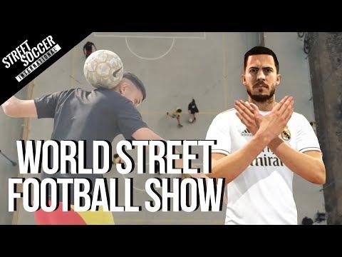 Panna House & FIFA 20 | The World Street Football Show | Episode 1 | Street Soccer International
