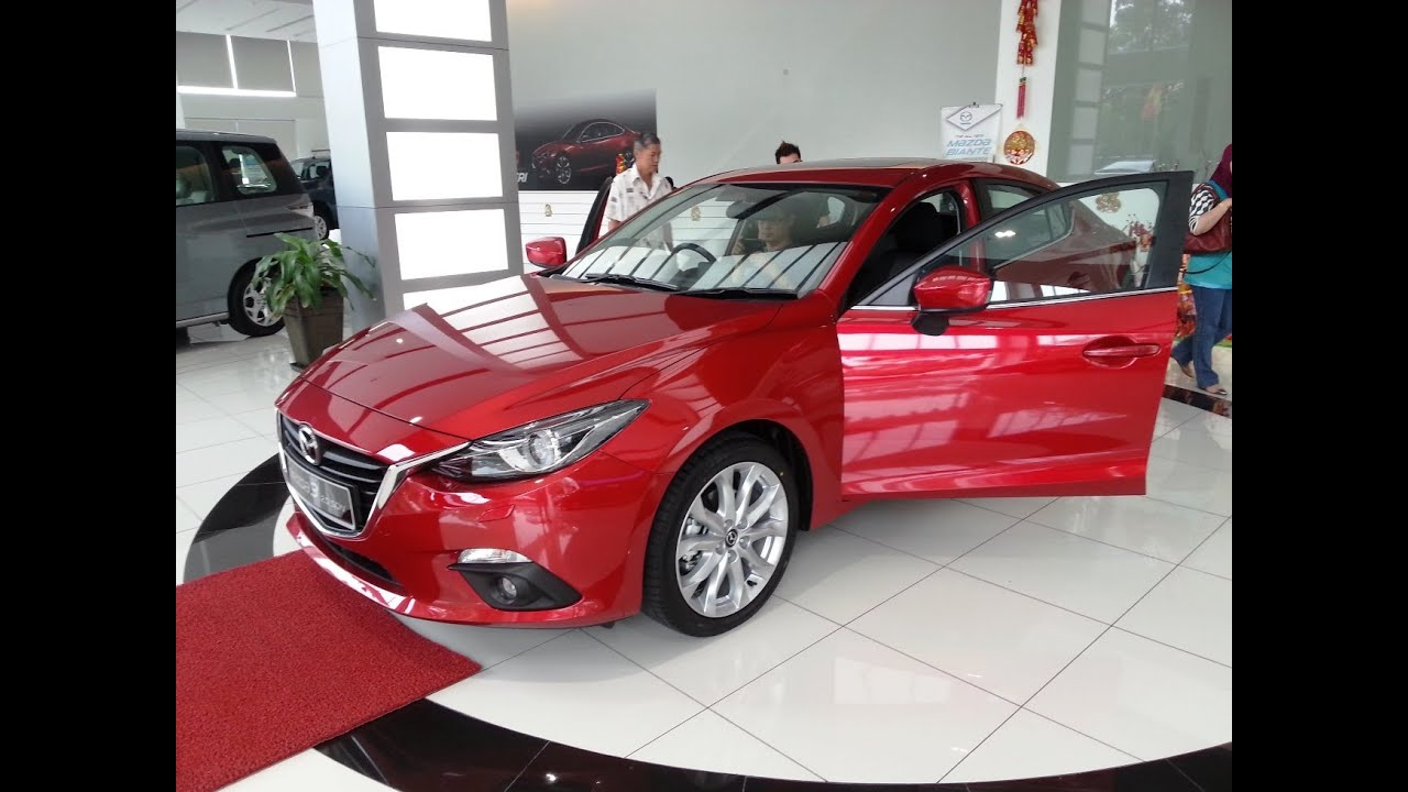 new car release malaysia 2014The New 2014 Mazda 3 Malaysia Launched Walk Around Interior