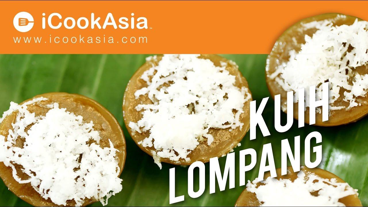 Kuih Lompang Recipe Icookasia
